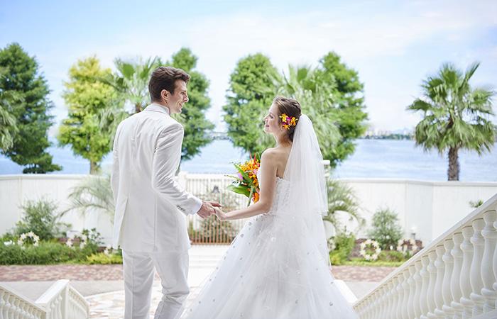 【まだ間に合う!】最短40日で叶う Early Summer Wedding♪