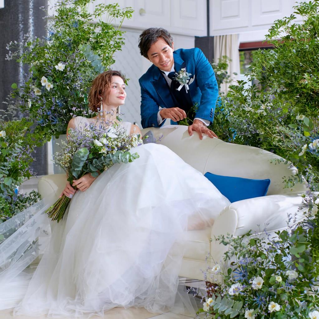 【マタニティ&パパママ婚】準備も予算も安心☆Wハッピーフェア