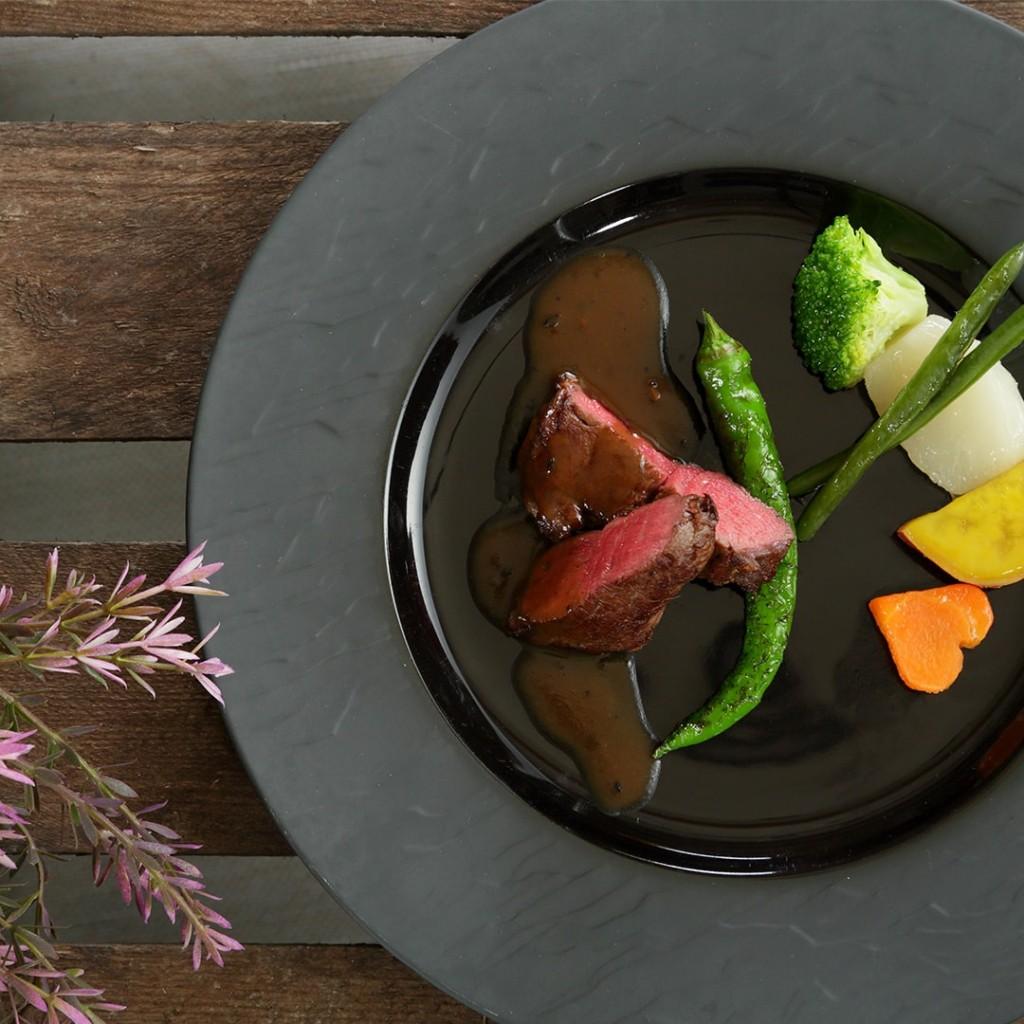 ◆月イチ限定◆NIHO特選近江牛フレンチコース料理を堪能!リゾート×上質体験BIGフェア