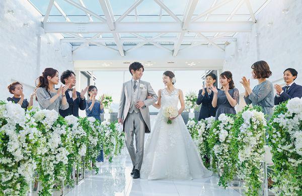 【人気No.1】結婚式まるごと体験フェア